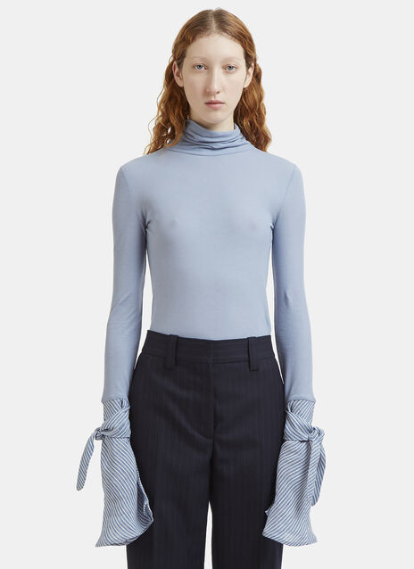 Cleo Roll Neck Top