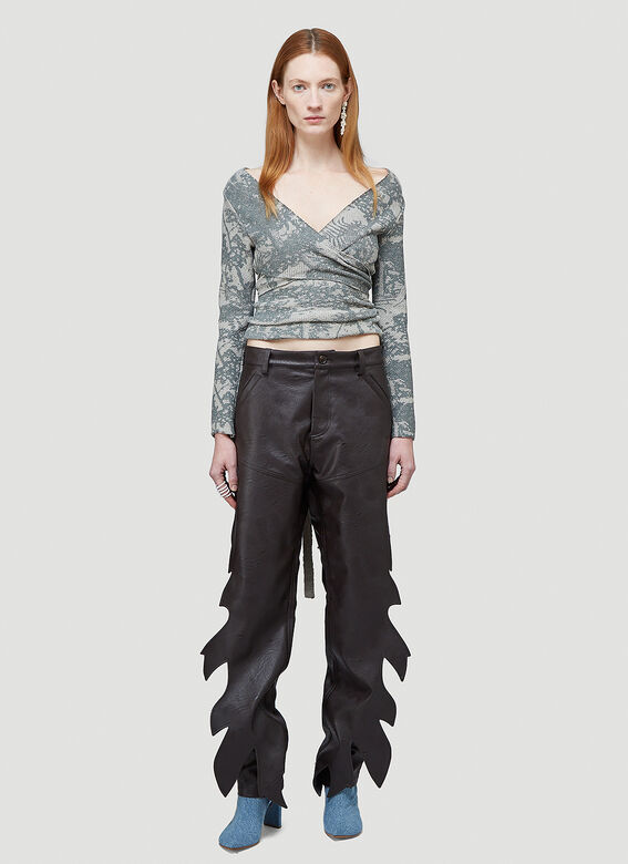 Y/Project FLAME PANT 2