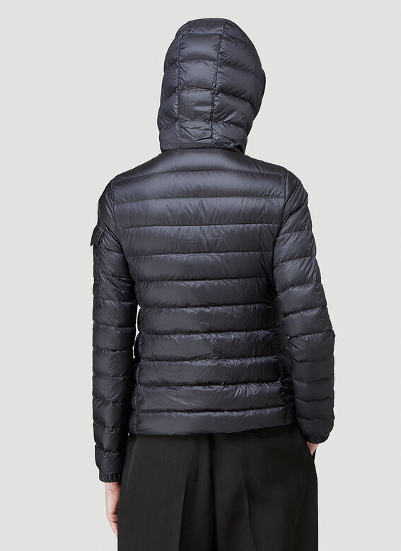 Moncler Quilted High-Neck Jacket 4