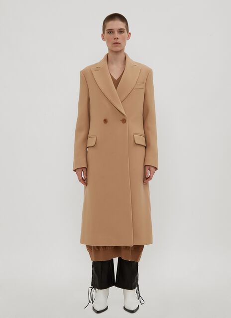 Stella McCartney Double Breasted Coat