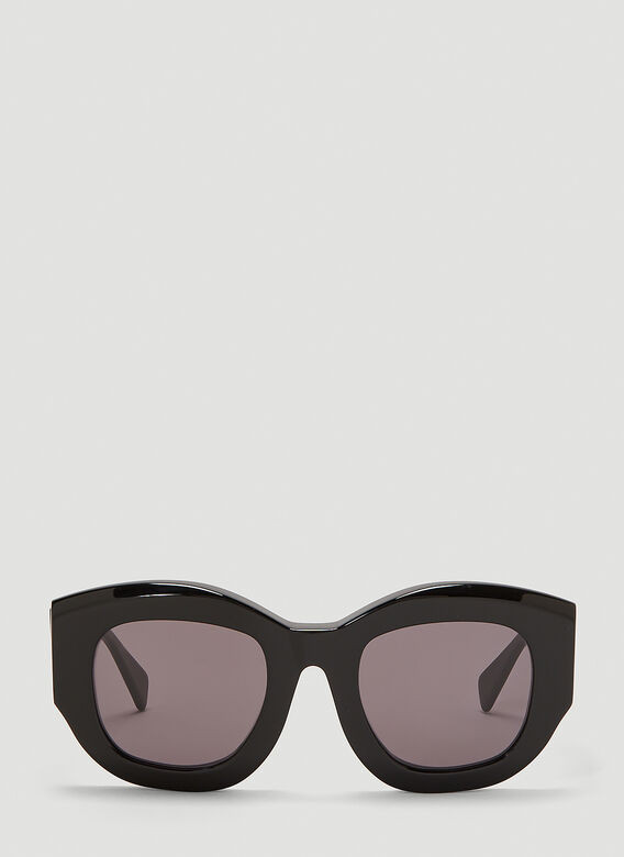 Kuboraum Mask B5 Oversized Acetate Sunglasses 1