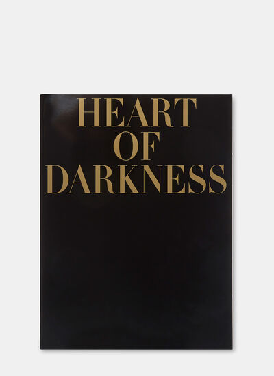 Books Heart of Darkness by Fiona Banner