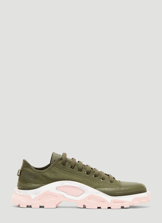 innovative design a9a6d fdc31 Adidas by Raf Simons Detroit Runner Sneakers
