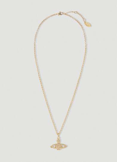 Vivienne Westwood Orb Necklace in Gold
