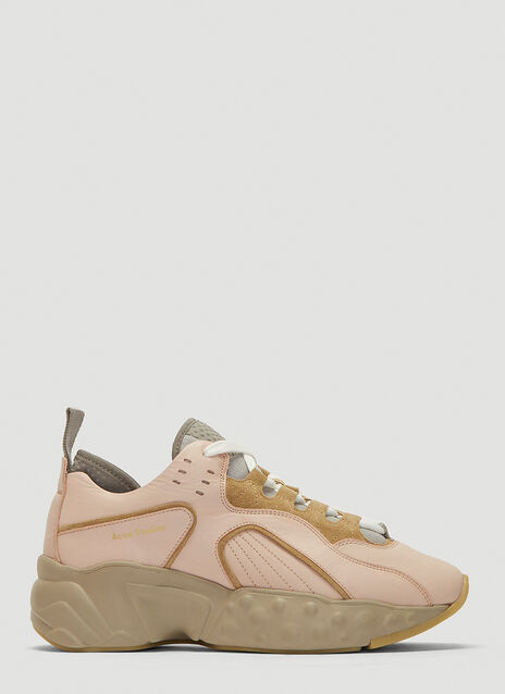 Acne Studios Manhattan Technical Sneakers