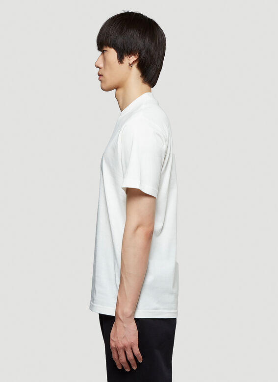 Vetements THINK DIFFERENTLY LOGO T-SHIRT R 3