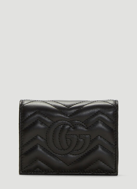 Gucci GG Marmont Card Case Wallet 3