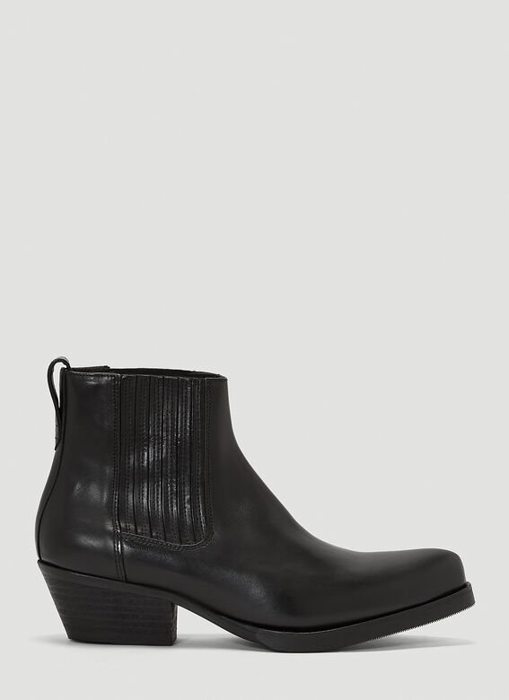 Our Legacy Cuban Ankle Boots 1
