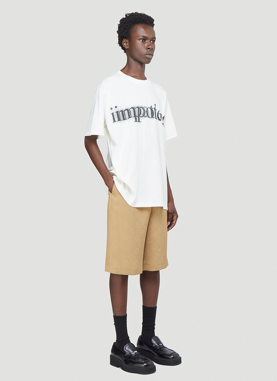 Gucci Impotent Important T-Shirt 2