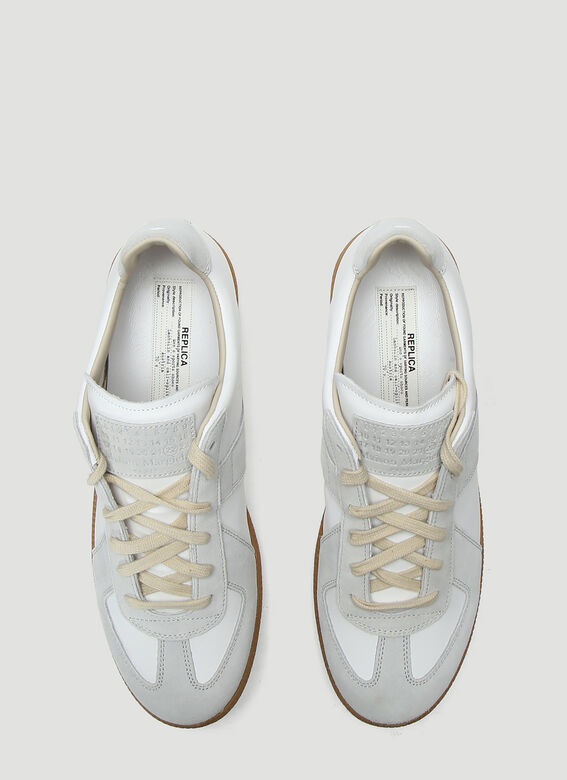 Maison Margiela Replica Low Top 2