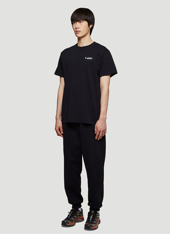 Vetements DEFINITION T-SHIRT R 2