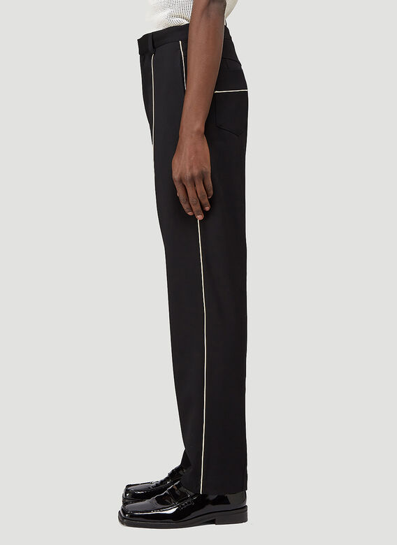 Wales Bonner SUNSHINE PANELLED TROUSERS 3