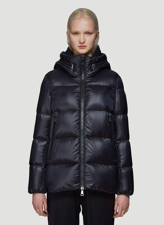 62c899dac Moncler Seritte Padded Down Jacket in Black | LN-CC