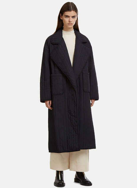 Nomia Oversized Quilted Coat