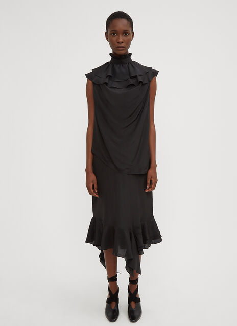 JW Anderson Ruffle Dress