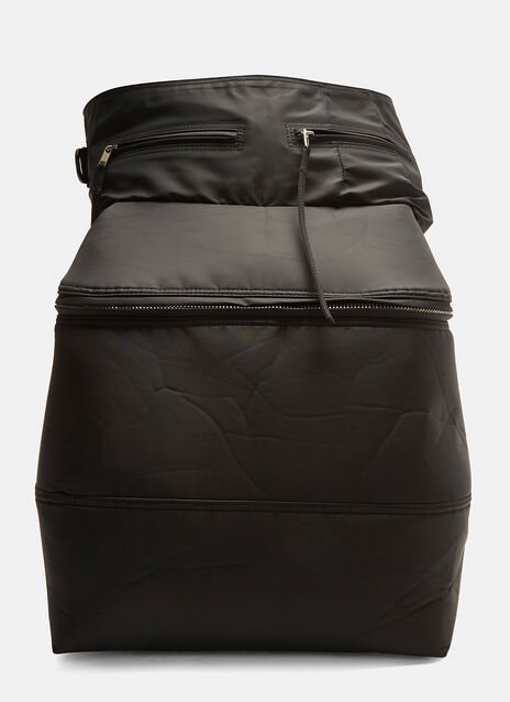 Rick Owens Double Cargo Chap Bag