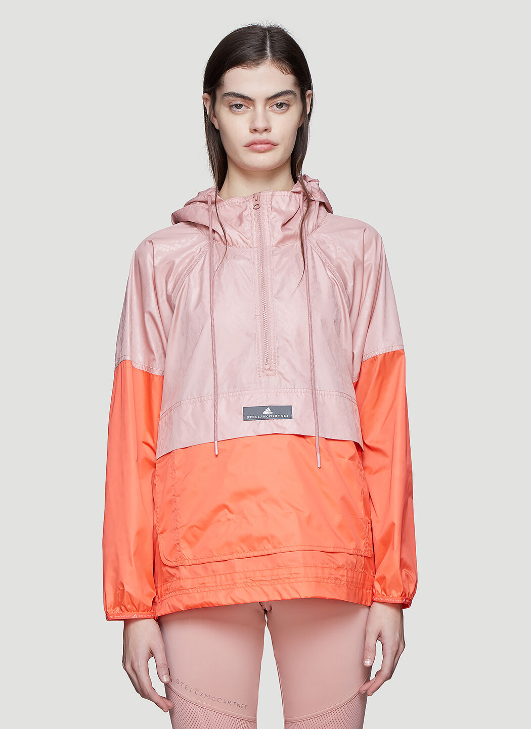 adidas Damen by Stella McCartney Jacken Rosa, S: