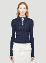 JW Anderson JWA PULLER FITTED HENLEY