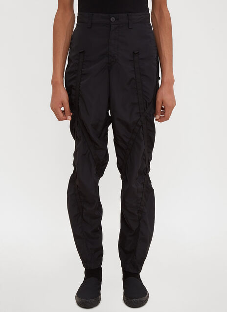 Issey Miyake Tape Technical Pants