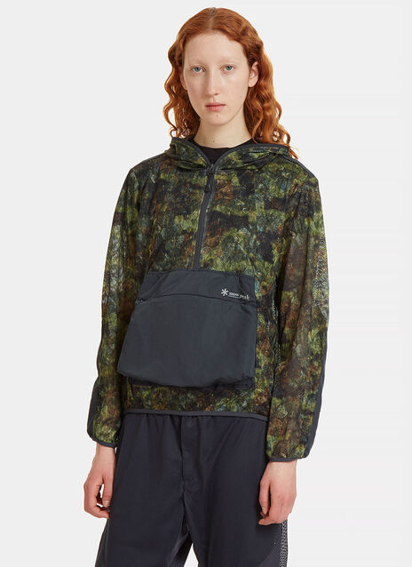 Snow Peak Insect Shield Camo Parka Jacket