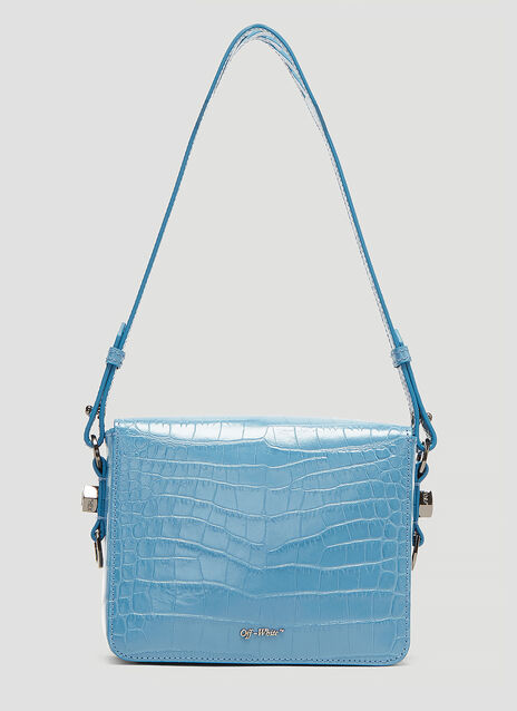 Off-White Cocco Flap Bag