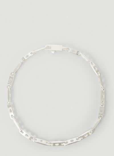 Rick Owens Phlegethon Chain Necklace