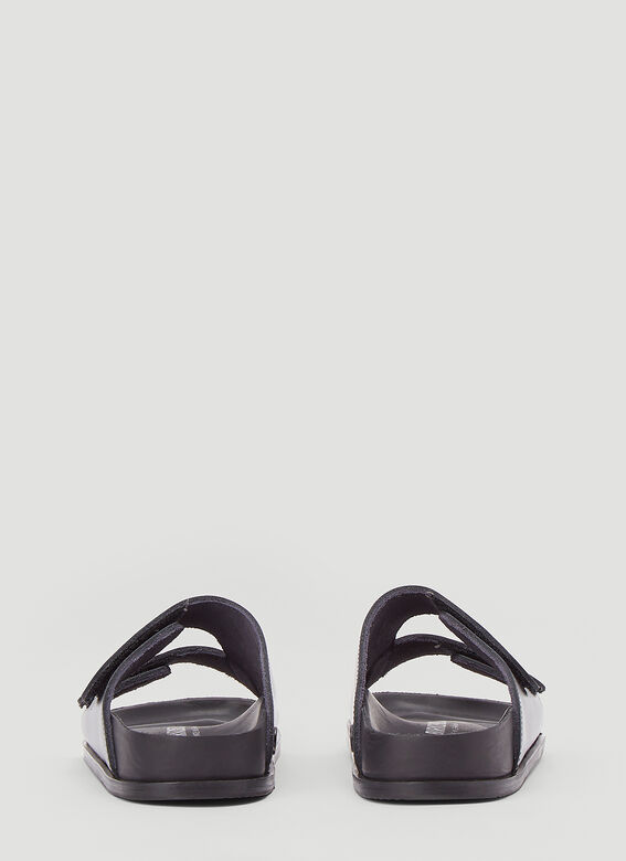 Toogood X Birkenstock THE FORAGER LEATHER FLINT 4