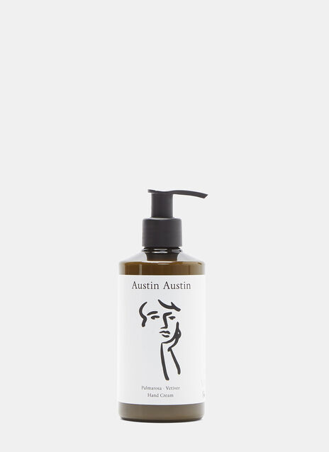 Austin Austin Palmarosa and Vetiver Hand Cream