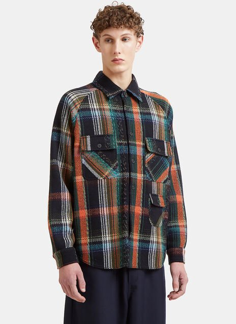 Missoni Check Shirt