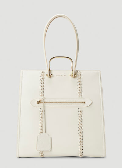 Alexander McQueen The Tall Story Tote Bag