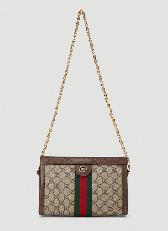 Gucci Ophidia GG Print Small Shoulder Bag 1
