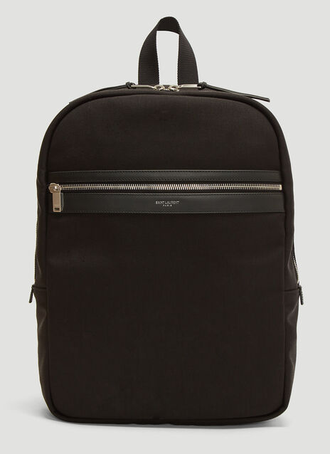 Saint laurent Canvas Laptop Backpack