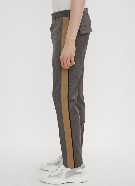 Prada Slim Bi-Colour Pants