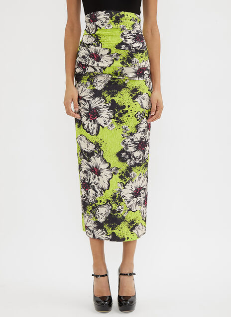 Miu Miu Cloquet Skirt