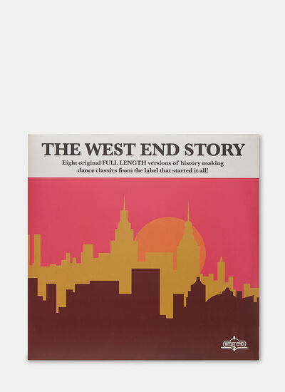 Music The West End Story by Various Artists