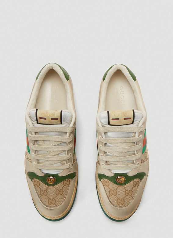 Gucci Screener GG Sneakers 2