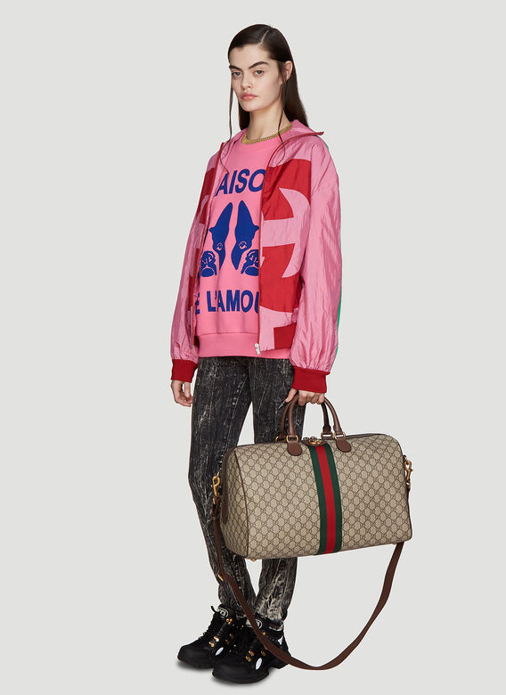 Gucci Oversized Bosco and Orso Sweatshirt