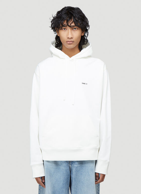 OAMC OUTLINE HOODIE KNITTED 1