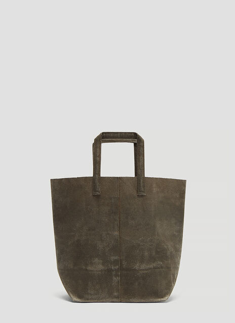 Funagata 007 Waxed Canvas Bag