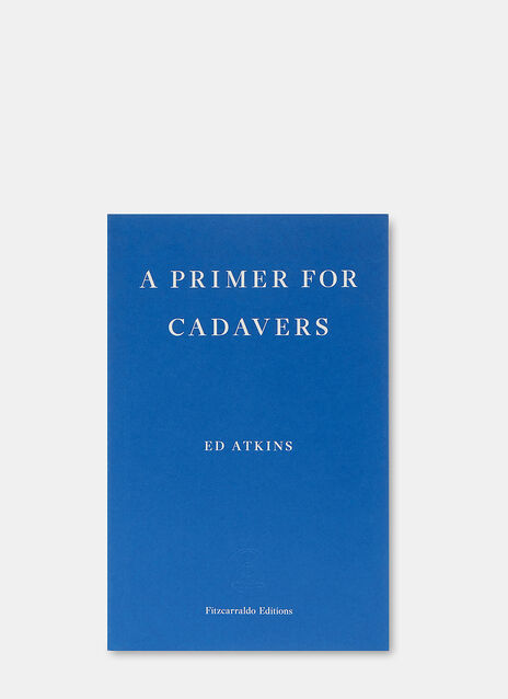 A Primer For Cadavers by Ed Atkins