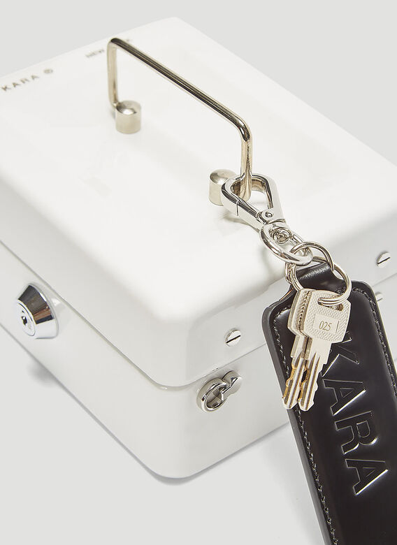 Kara Lock Box Bag