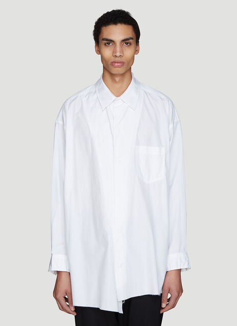 Sulvam Raw Shirt