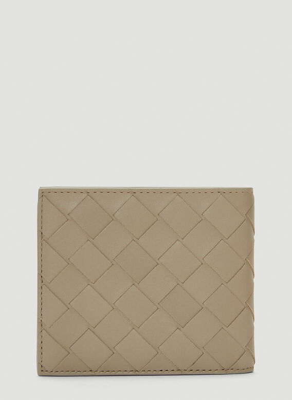 Bottega Veneta 130-347  605721 VCPQ4 P.FOGLIO INTR.15 VN/LIGHT CALF 3