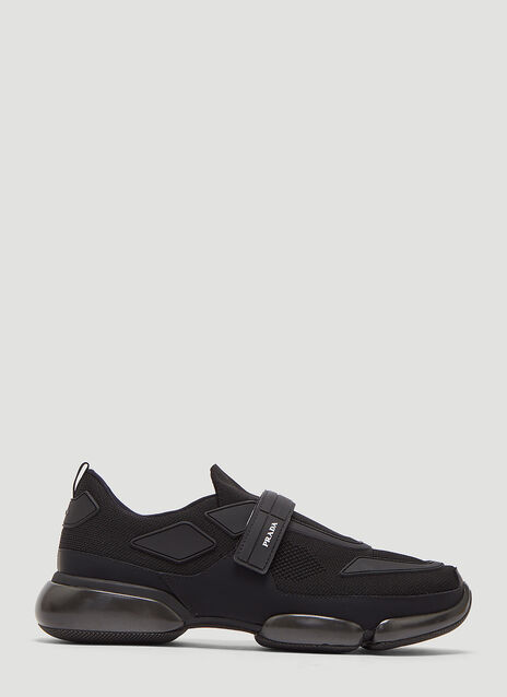 Prada Cloudburst Knit Sneakers