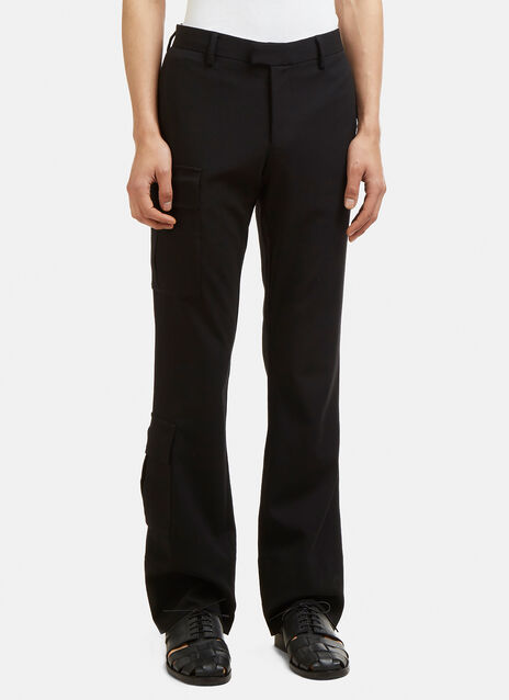Wales Bonner Tailored Cargo Pocket Pants