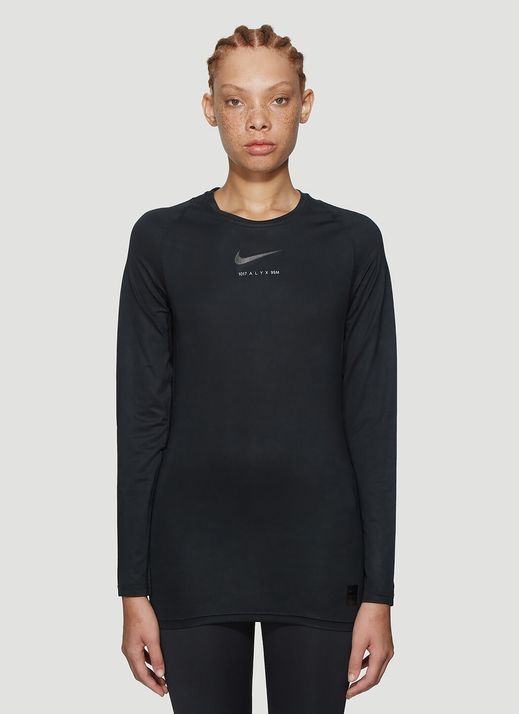 1017 Alyx 9SM x Nike fitted T shirt