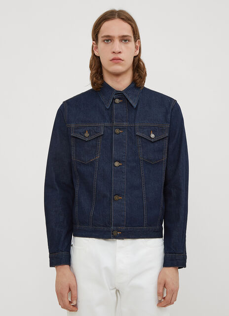 Calvin Klein Est 1978 Denim Trucker Jacket