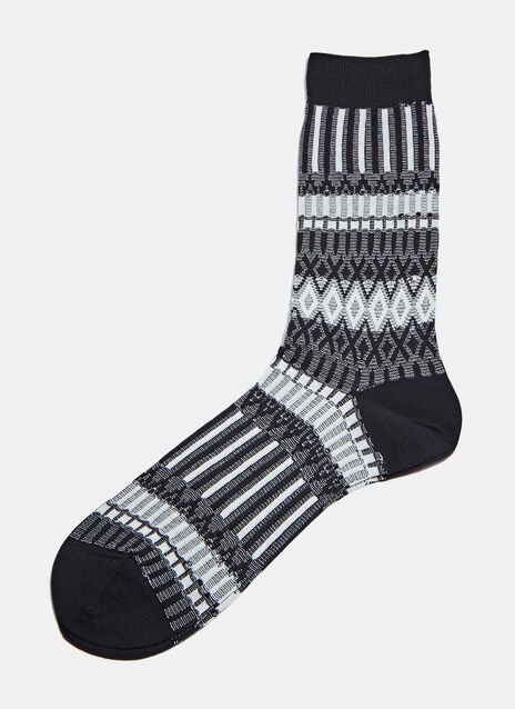 Ayame C53 ICHI Stripe Socks
