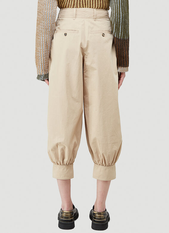 JW Anderson TAPERED TROUSERS 4