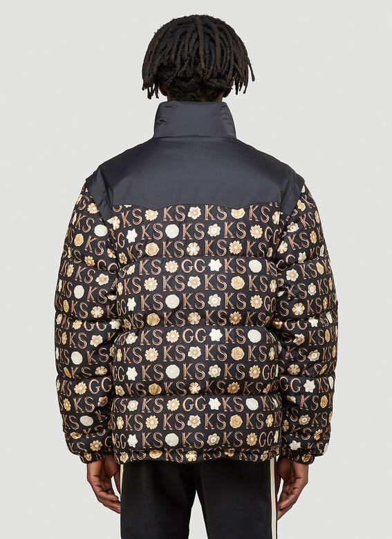 Gucci LOOK 32 PUFFER JACKET 4